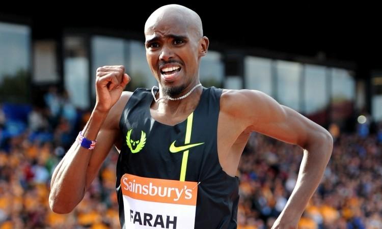 Mo Farah returns to Eugene to run Prefontaine 10,000m