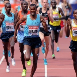 Europe needs to raise distance running standards, says president