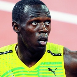 Usain Bolt wins 200m in Ostrava