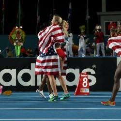 USA retains golden baton at IAAF World Relays