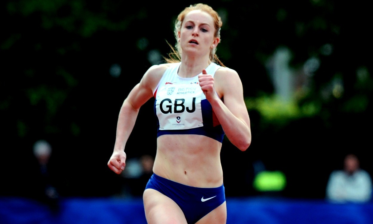 Charlotte McLennaghan: Sprinting up the rankings
