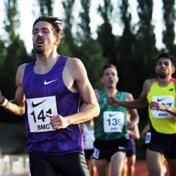 Murray wins 1500m at top-quality BMC event