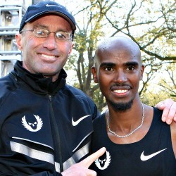 Mo Farah says he's clean after latest Salazar story