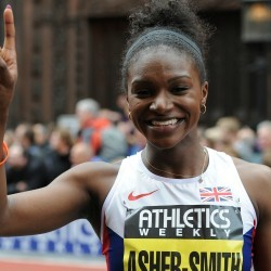 Asher-Smith and Kilty on GB team for Euro Team Champs