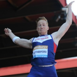 Athletes set for Stockholm