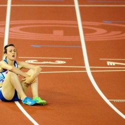 Laura Muir boosted by Paula Radcliffe's comments