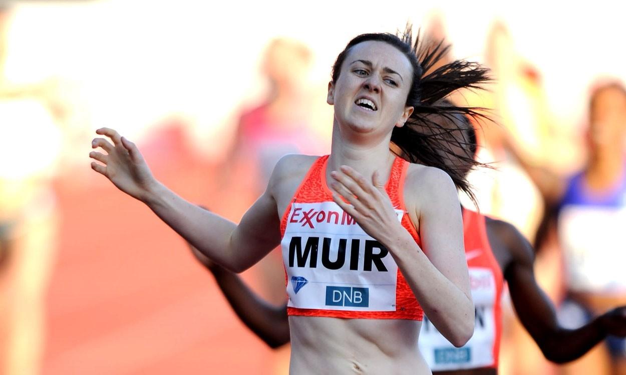 Athlete insight – Laura Muir