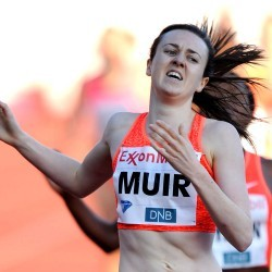 Muir, Dibaba and Rutherford brilliant at Bislett