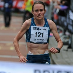 Louise Damen and Jonah Chesum win Bristol 10k