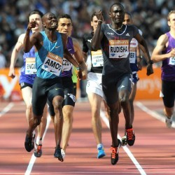 Brilliant battles on day two of the Anniversary Games