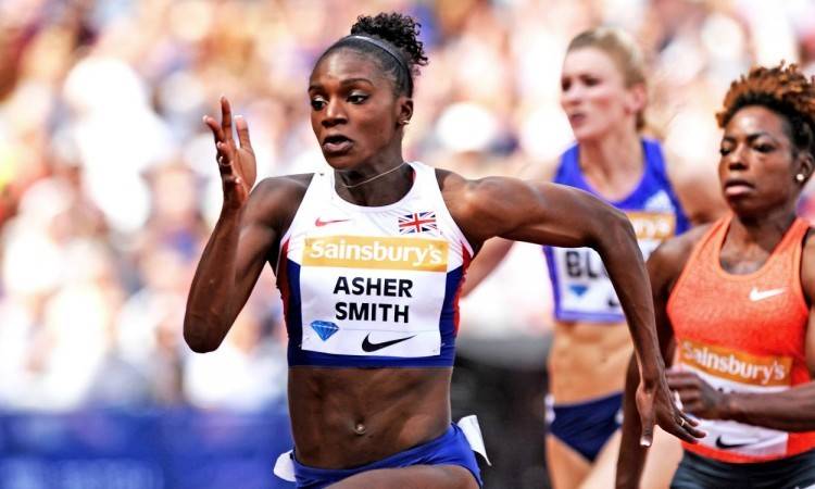 Dina Asher-Smith to use Euro Champs as
