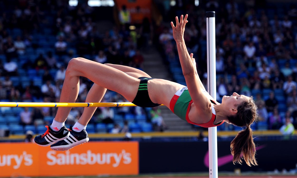 British record for Isobel Pooley