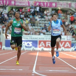 World leads galore at Paris Diamond League