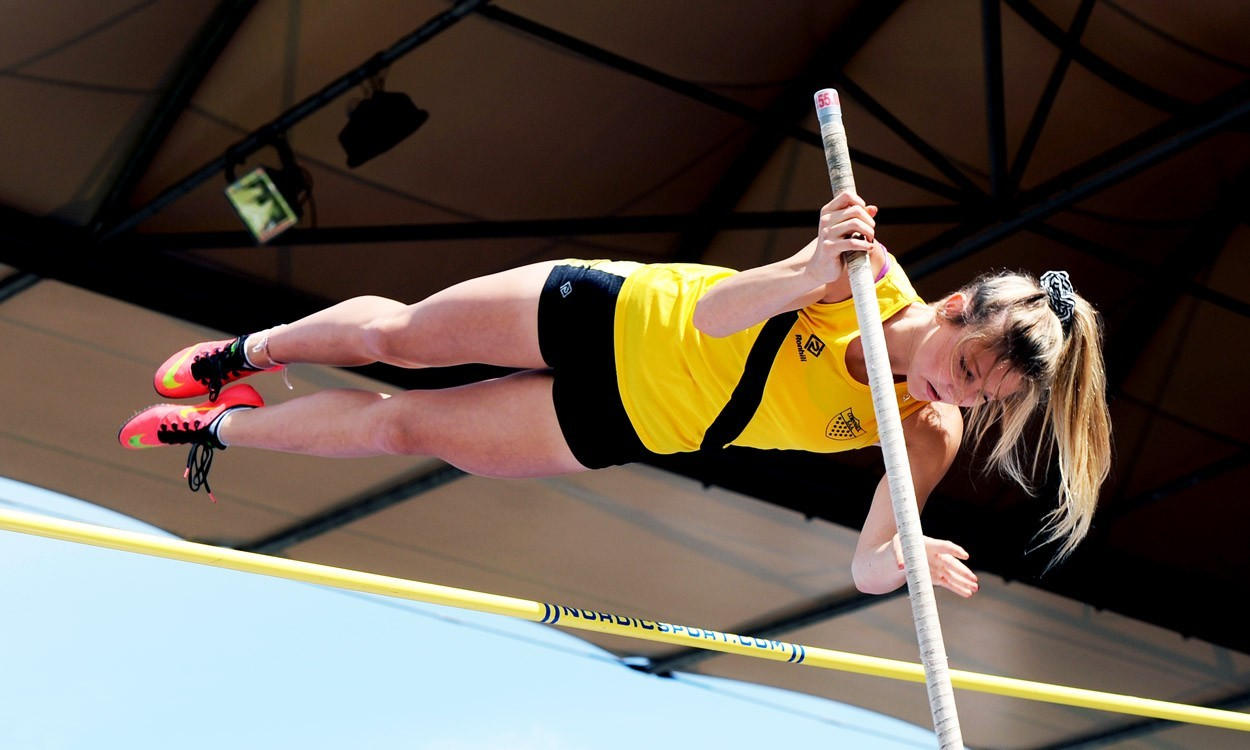 Records fall at English Schools Championships