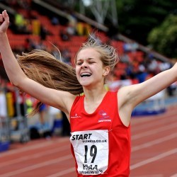 Britain's best age-group athletes shine in Bedford