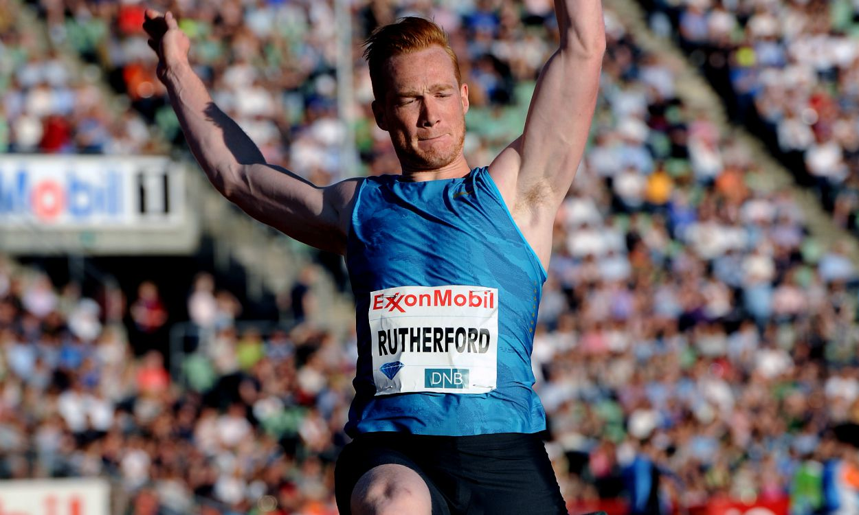 Greg Rutherford bounces back with win in Stockholm
