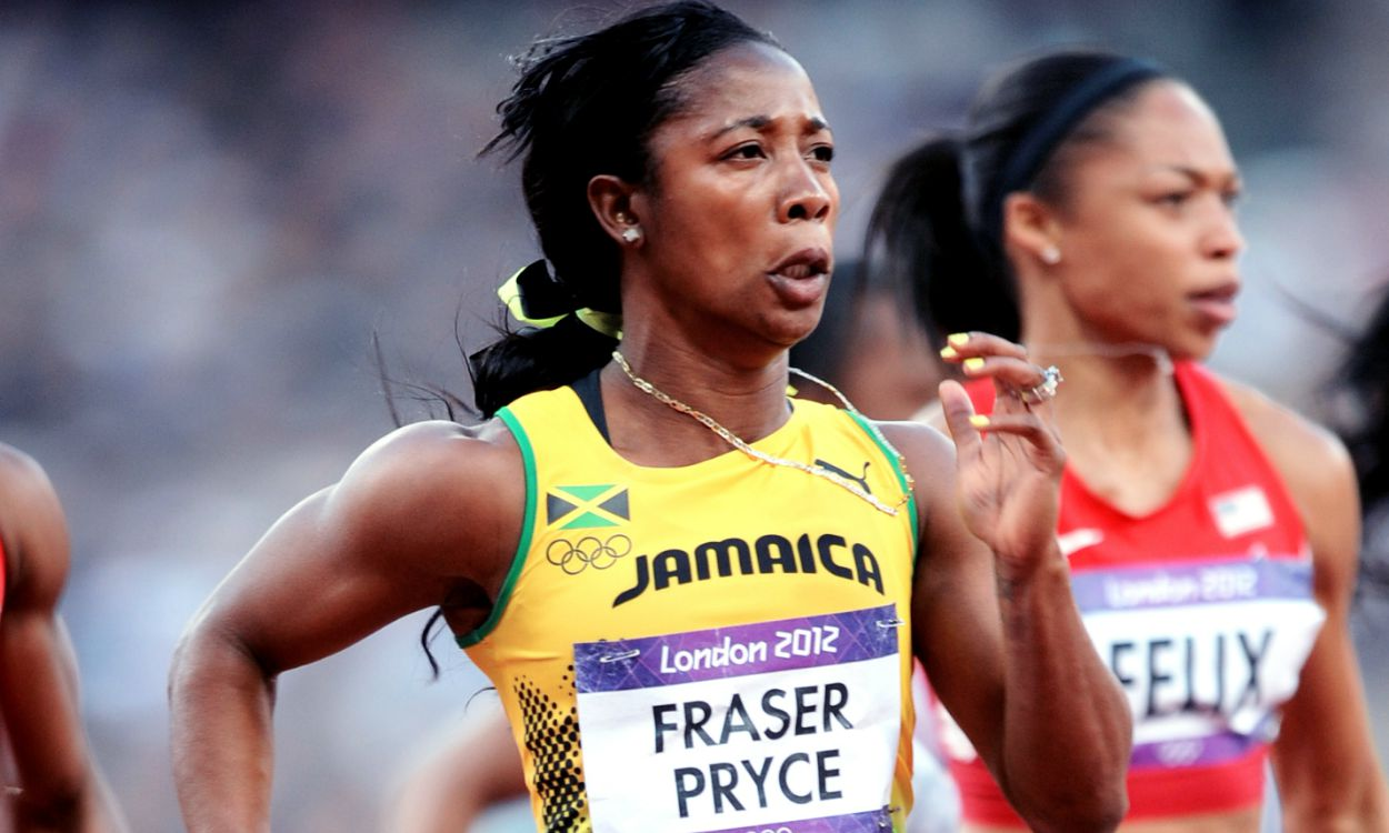 Fraser-Pryce hints at possible sprint double world titles defence