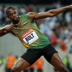 Usain Bolt confirmed for Sainsbury's Anniversary Games
