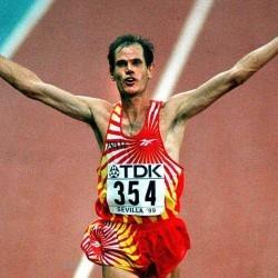 World Championships: Men's marathon