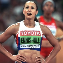 Mixed fortunes for GB's heptathletes in Beijing as Ennis-Hill goes for gold