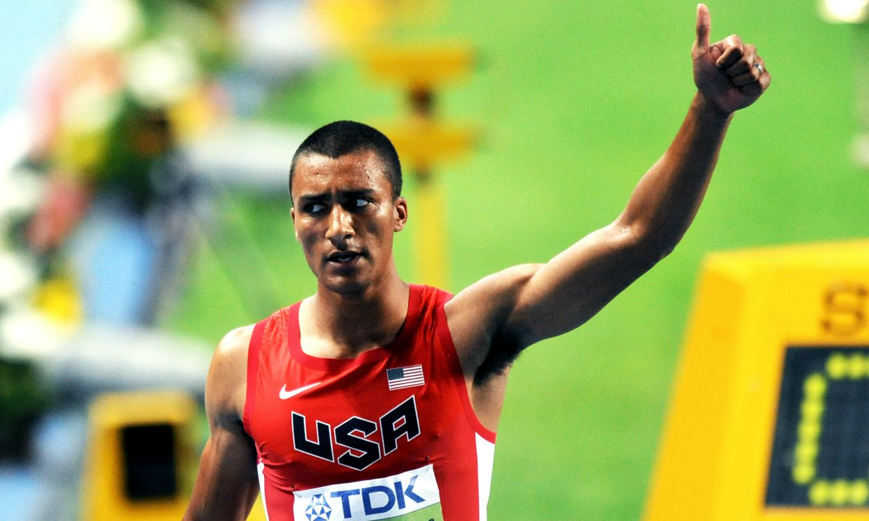 Paul Doyle: The manager behind the world's top decathletes