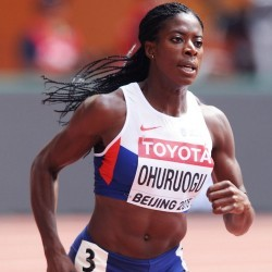Ohuruogu ready to lay European marker in bid to make Rio Olympic team