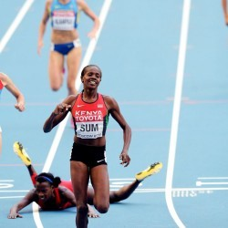 World Championships: Women's 800m