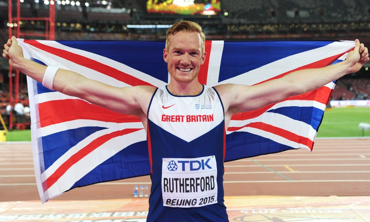 Greg Rutherford announces decision to retire