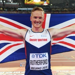 Greg Rutherford to miss world title defence in London
