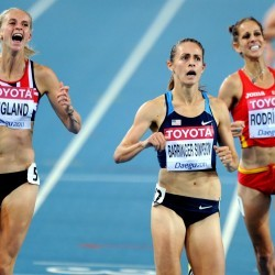World Championships: Women's 1500m