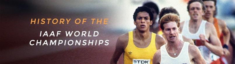 IAAF World Championships history