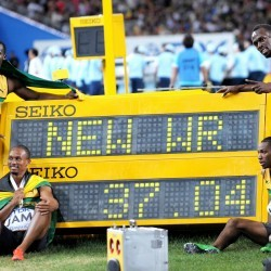 World Championships: Men's 4x100m and 4x400m relays