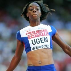 Lorraine Ugen among GB qualifiers to impress in Beijing