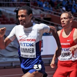 Athlete insight – Michael Rimmer
