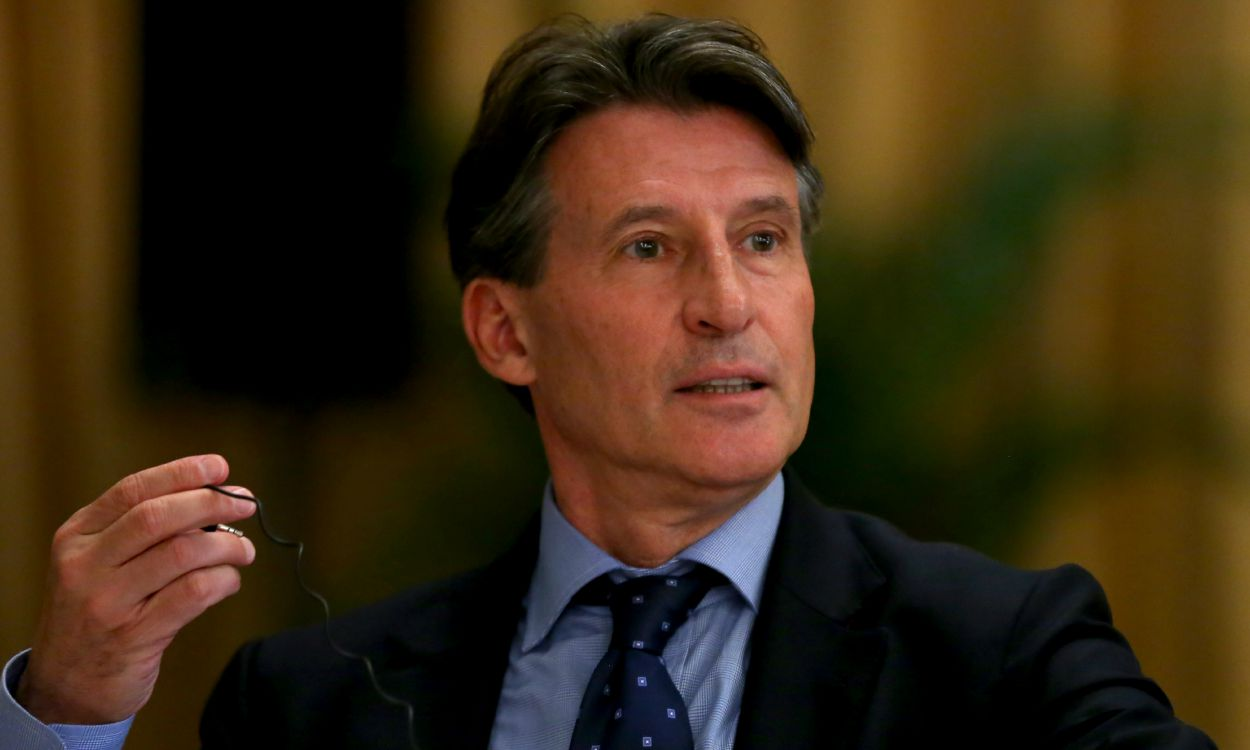 Seb Coe steps down from ambassadorial role with Nike