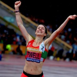 Steph Twell back in Beijing against the odds