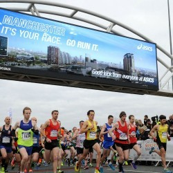 ASICS Greater Manchester Marathon confirms new venue for 2016