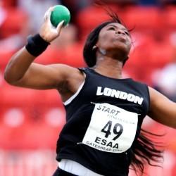 Divine Oladipo breaks UK junior indoor shot put record – weekly round-up