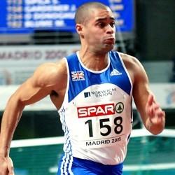 Jason Gardener to become president of UK Athletics