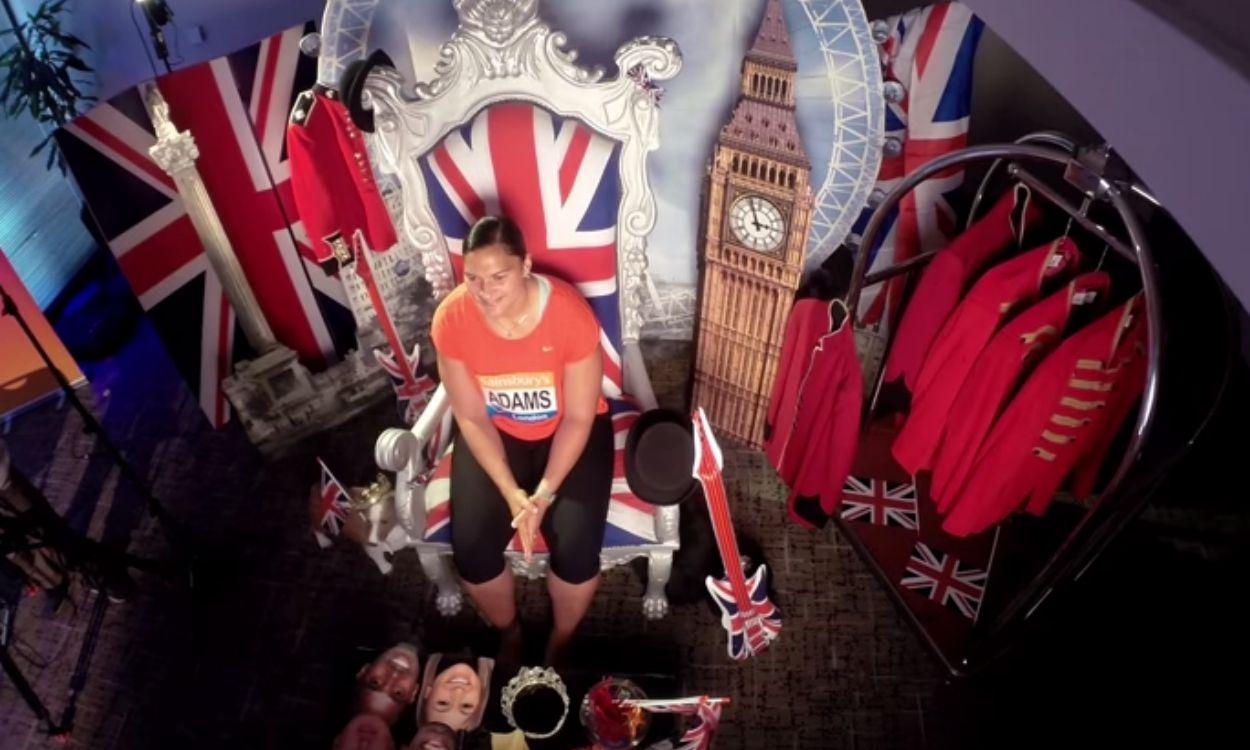 Top athletes talk London