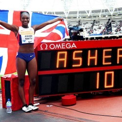 Asher-Smith's conditioning coach on intrinsic muscular control techniques