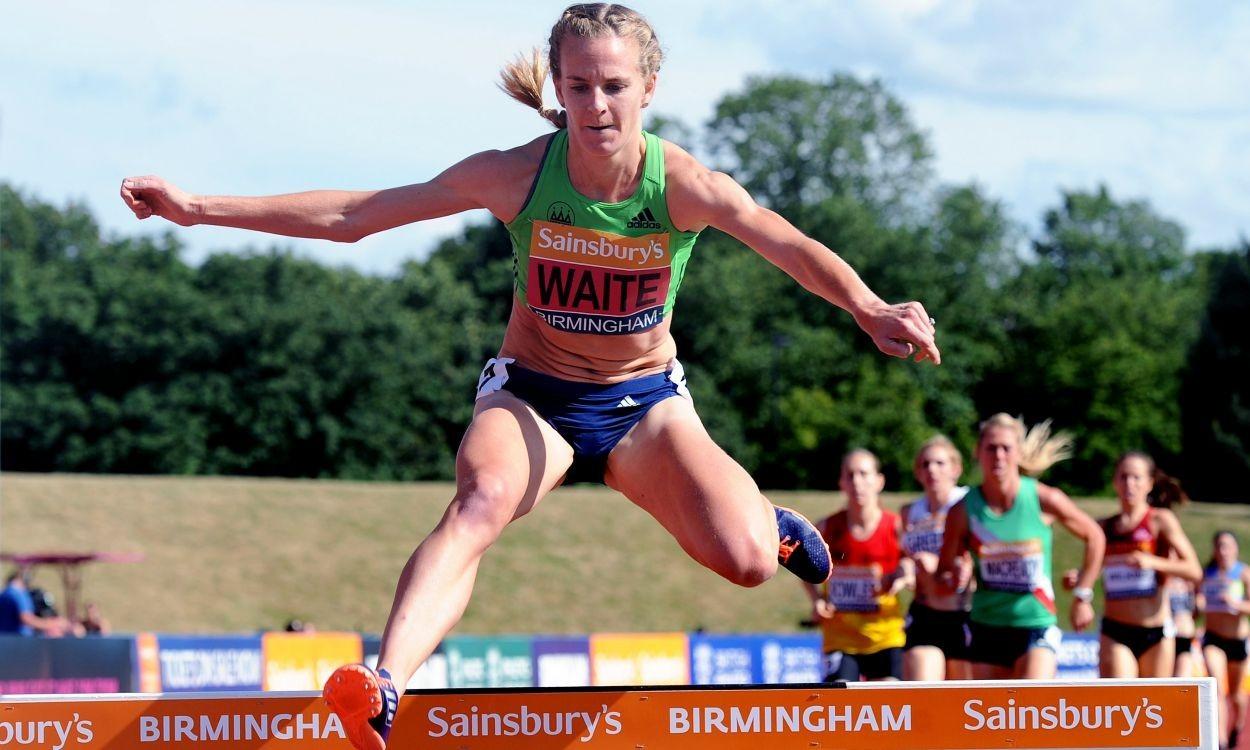Lennie Waite's top steeplechase drills