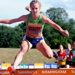Lennie Waite's top steeplechase drills