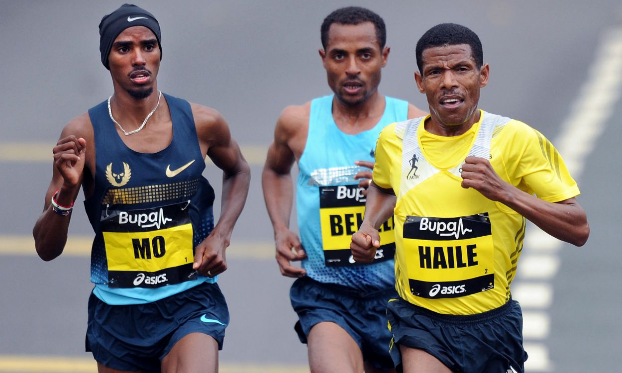 The greatest Great North Run moments