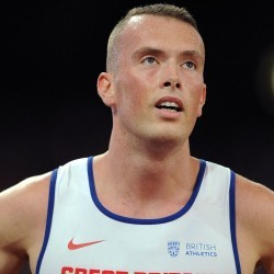 Richard Kilty back in action at Great North CityGames after relay upset