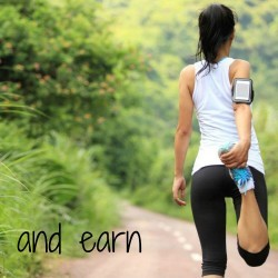 Track and earn with Lifetime Rewards