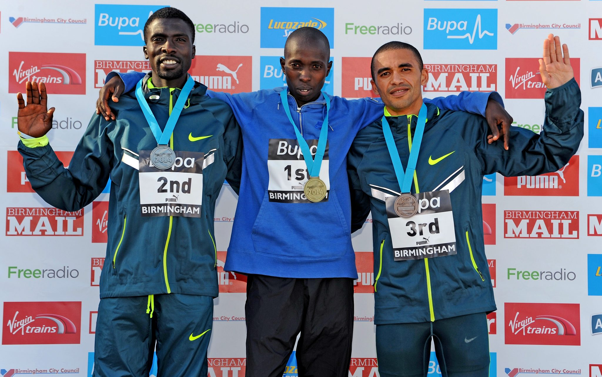d81be0ab263e FC Barcelona runners are main contenders in Morrisons Great Birmingham Run