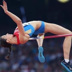 The high life for Mariya Kuchina