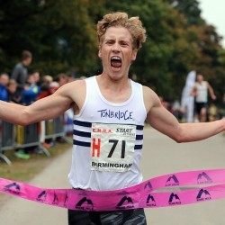 Tonbridge and Swansea win National Road Relays