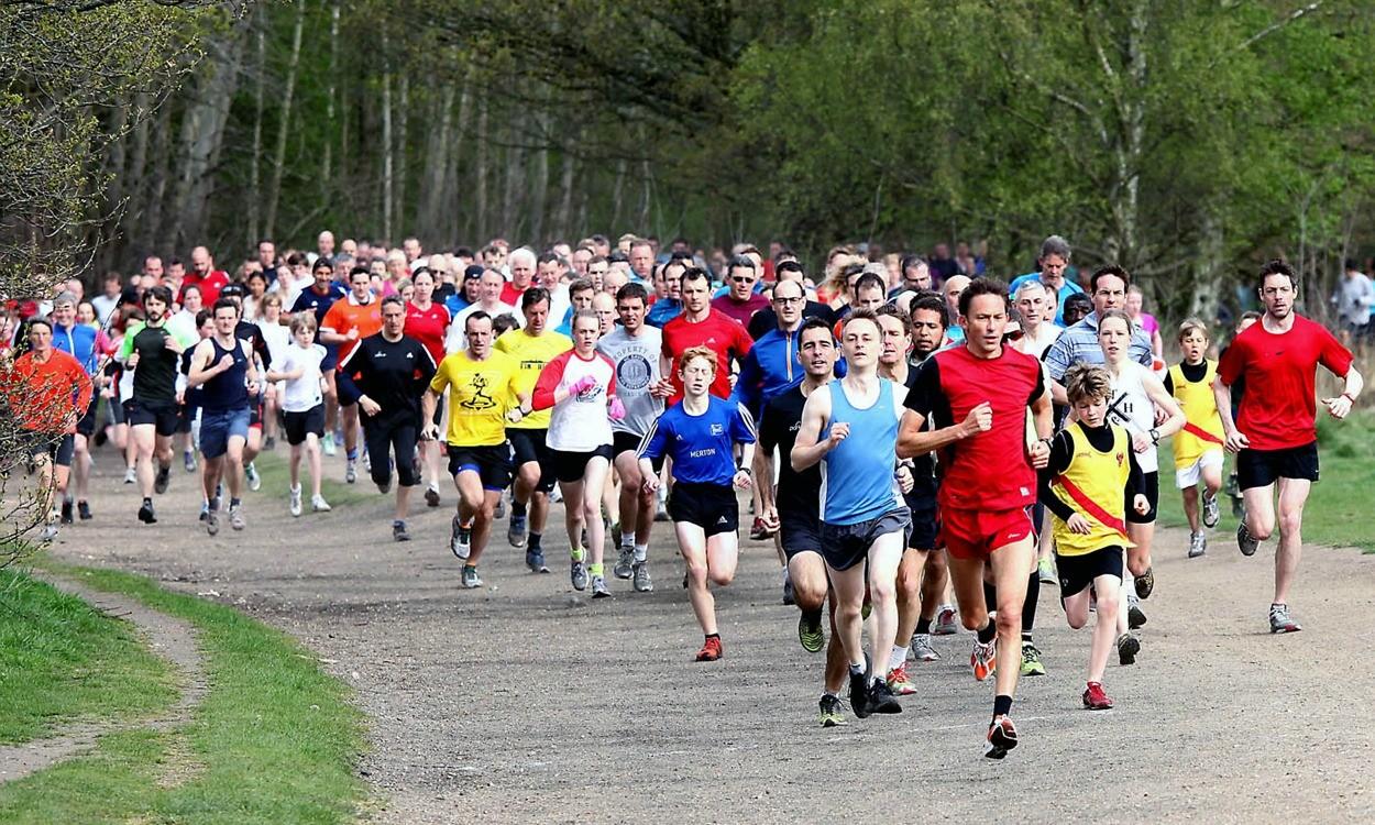 Running for children: How far is too far?